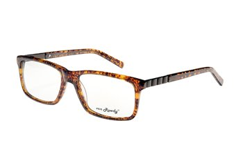 Acetate brown pattern with o