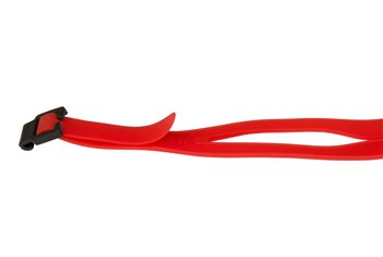 Adult Head Strap red