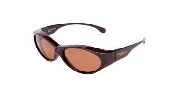 SolarShield S tortoise/brown