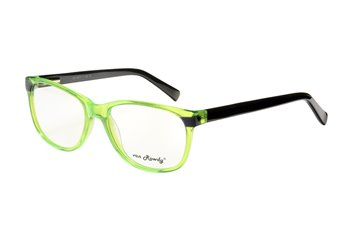 Acetate frame bright green/b